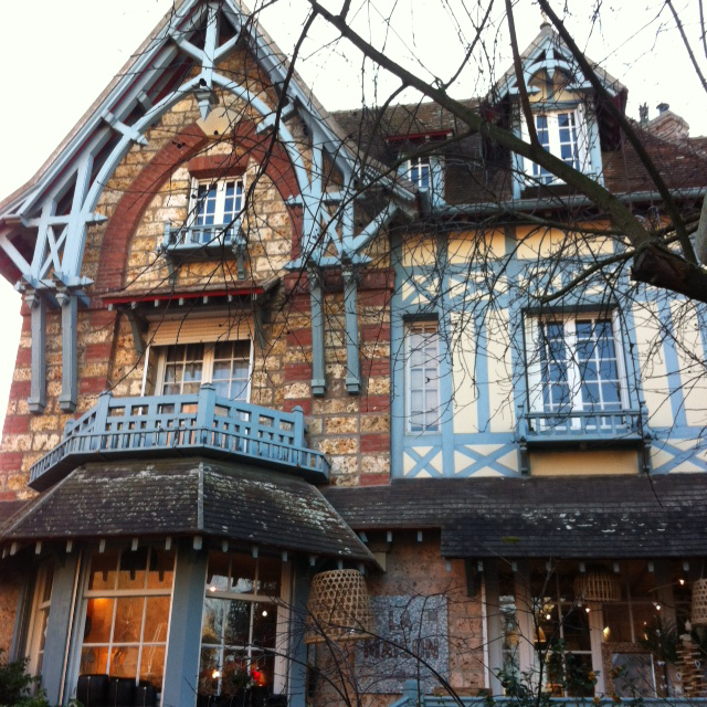 Normandie-Deauvillemaisons