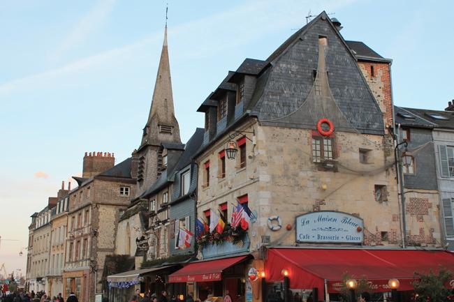 Normandie-Honfleur