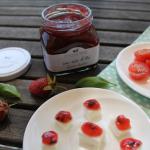confiture fraise basilic