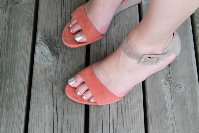 Sandales Unisa
